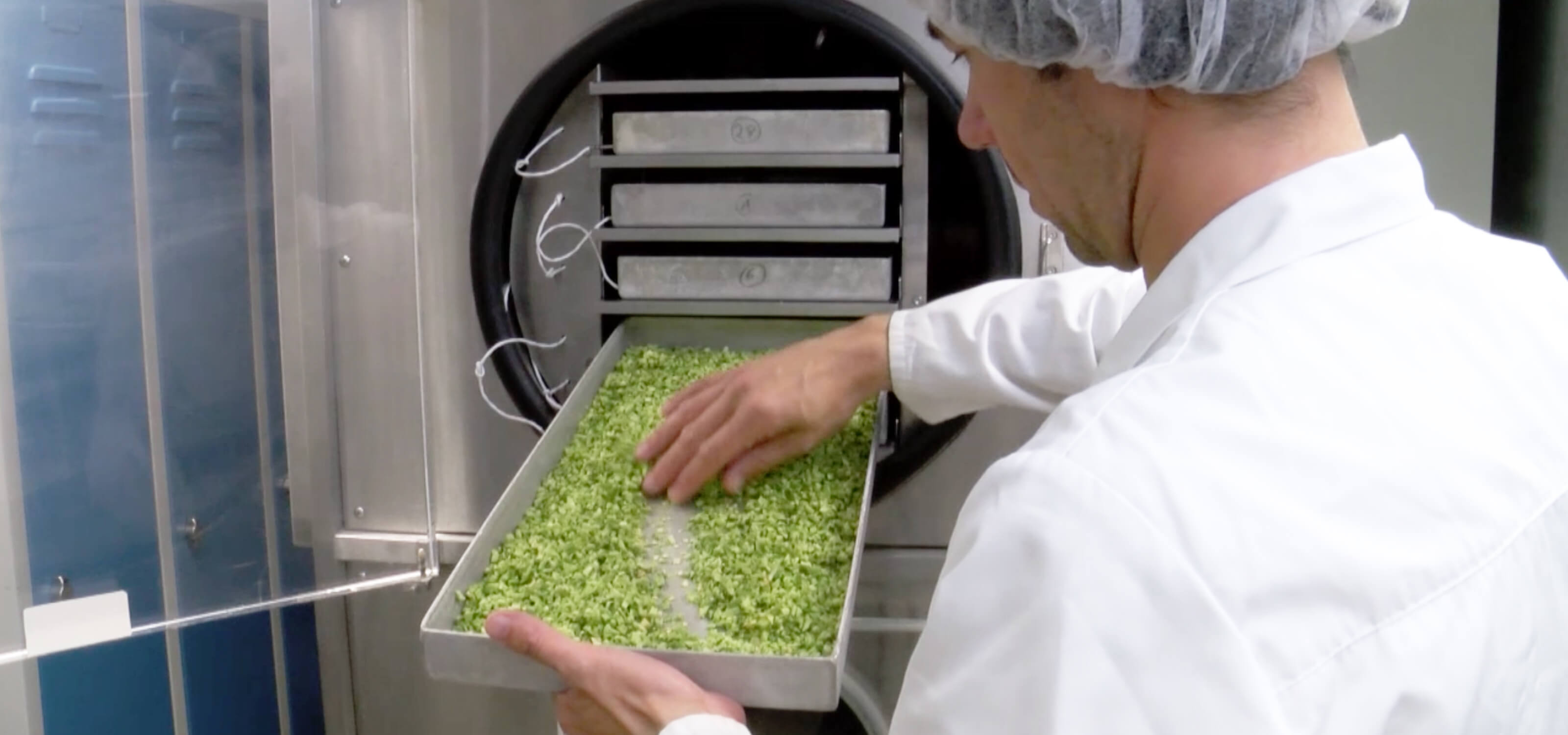 Technology Services Freeze Dry Foods